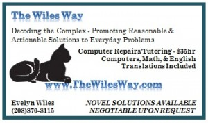 The Wiles Way: Business Card